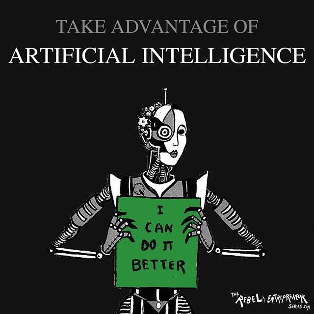 Artificial intelligence advantage