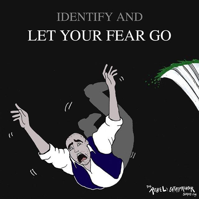 Let your fear go