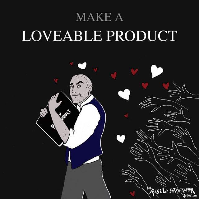 Loveable product