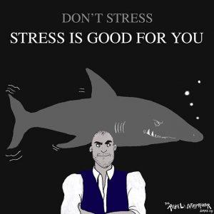 Stress is good for you