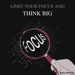 Limit your focus